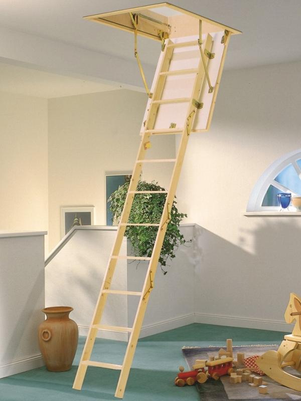 Лестница чердачная PROF 36 MINI 92,5 x 60