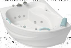 Ванна BellRado. Акриловая ванна. Сандра. 1400х1400х720.