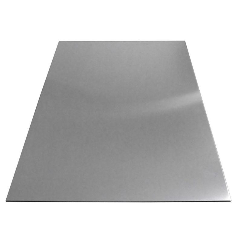 Алюминиевый. Лист. Плоский. АМг2М. 2х1200х1500 мм.