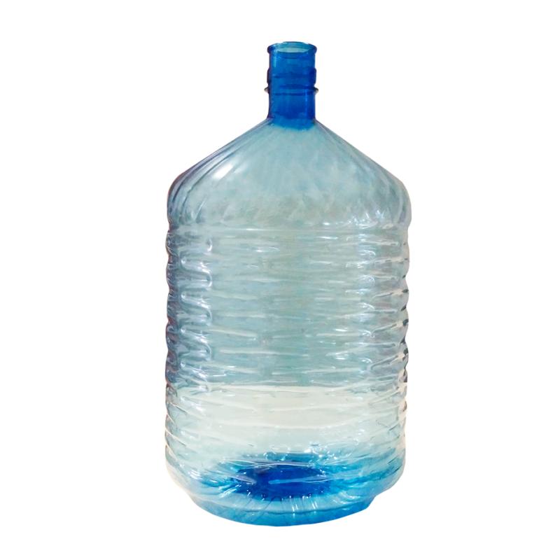 Одноразовая бутыль 19 литров.