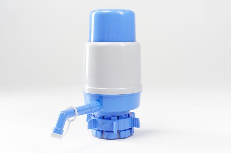 Помпа для воды. На бутыль 19л. Механическая. AFW Standart.