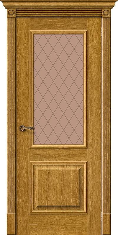 Вуд Классик-13 Natur Oak Bronze Сrystal