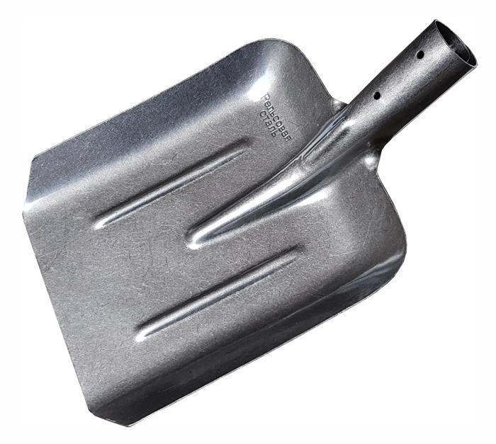 Лопата Совковая. Рельсовая сталь.