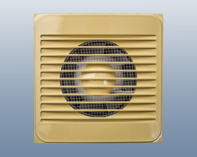 Вентилятор бытовой. Event 100С. Цвет Бежевый.