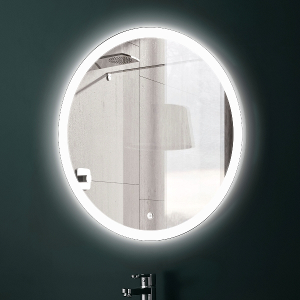 Зеркало. Круглое. Подсветка. ESBANO ES-2481