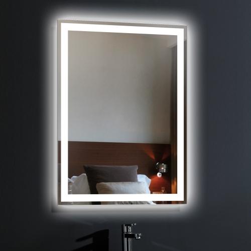Зеркало. С подсветкой. Прямоугольное. ESBANO. ES-3429FRD.