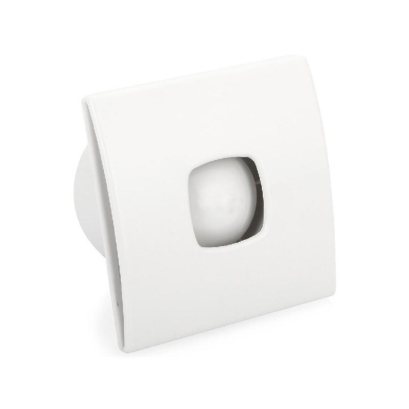 Вентилятор вытяжной Sottomento. 100 мм. Белый. Эвент. Бытовой.